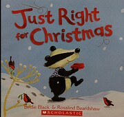Just Right for Christmas von Birdie Blackl