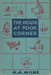 The house at Pooh corner de A. A. Milne