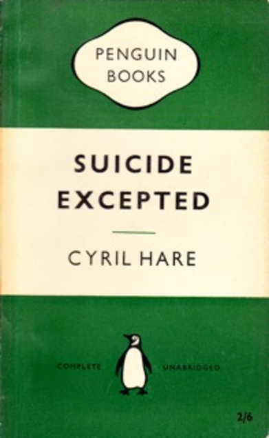 Suicide Excepted cover