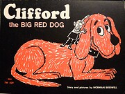 Clifford the Big Red Dog (Classic Storybook)…