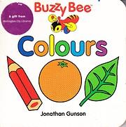 Buzzy Bee Colours av Jonathan Gunson
