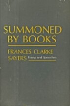 Summon By Books by Frances Clarke Sayers