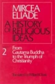 History of Religious Ideas – tekijä:…