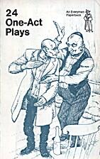 24 One-Act Plays by John Hampden