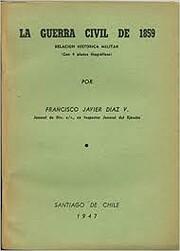 Guerra, La, Civil de 1859 av Francisco Díaz…
