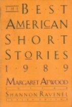 The Best American Short Stories 1989 by…