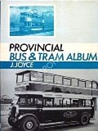 Provincial bus and tram album by James Joyce