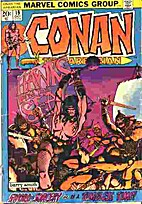Conan the Barbarian # 19 (106)