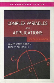 Complex Variables and Applications av James…