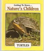 Turtles (Nature's Children) por Merebeth…