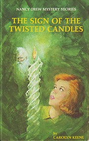 The Sign of the Twisted Candles (Nancy Drew,…