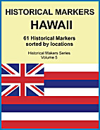 Historical Markers HAWAII (Historical…