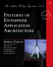 Patterns of Enterprise Application…