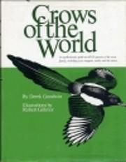 Crows of the world de Derek Goodwin