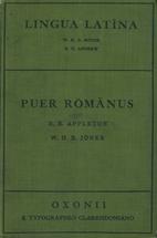 Puer romanus, (Lingua latina) by Reginald…