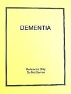 ZZ - Montessori-Based Dementia Programming…
