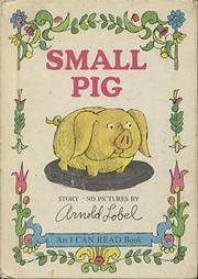 Small pig de Arnold Lobel