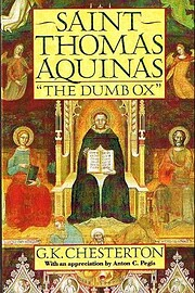 St. Thomas Aquinas: 'The Dumb Ox' av G. K.…