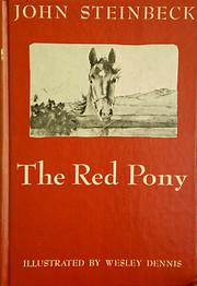 The red pony de John Steinbeck