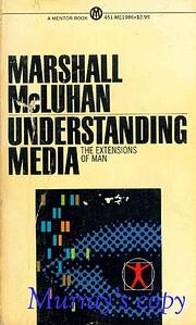 Understanding Media av Marshall McLuhan