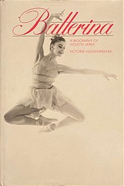 Ballerina A Biography of Violette Verdy by…