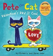 Pete the Cat: Valentine's Day Is Cool de…
