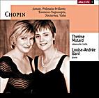 Frederic Chopin ~ Sonate, Polonaise,…