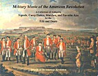 Military music of the American Revolution: a…