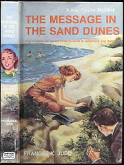 The Message in the Sand Dunes (A Kay Tracey…