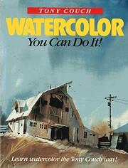 Watercolor, you can do it! – tekijä: Tony…