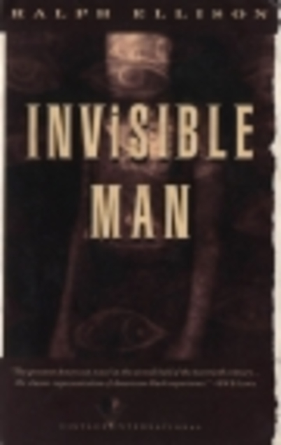 the images of dolls in the invisible man y ralph ellison It is images dealing with the theme of captivity as depicted in the classic novel invisible man by ralph ellison the music is pacific wind by ryan farish and the movie was created by whitney w .