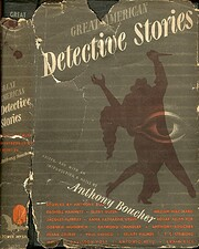 Great American Detective Stories (Anthology)