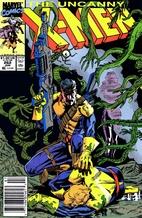 The Uncanny X-Men #262 - Scary Monsters by…