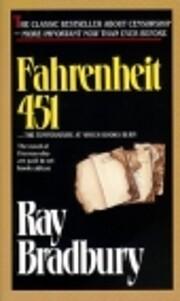 Fahrenheit 451 – tekijä: Ray Bradbury