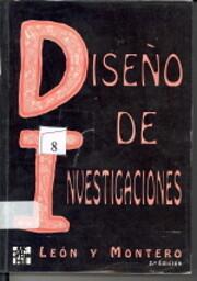 Diseno de Investigaciones de Orfelio Leon