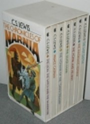 The Chronicles of Narnia Set af C. S. Lewis