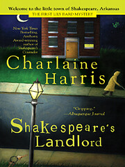 Shakespeare's Landlord (The First Lily Bard…