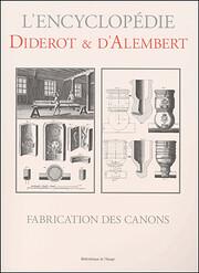 L'ENCYCLOPEDIE Diderot & d'Alembert…