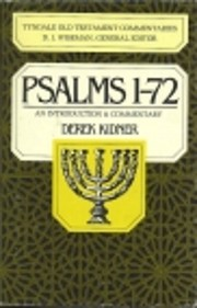 Psalms 1-72: An Introduction and Commentary…