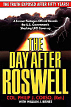 The Day After Roswell by Philip Corso