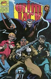 Grimjack #45 (The Grey Wolves / Rough Trade…