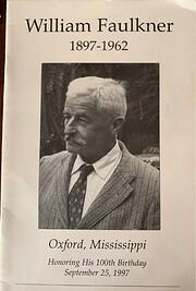 William Faulkner 1997-1962, Honoring His…