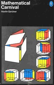 Mathematical Carnival de Martin Gardner
