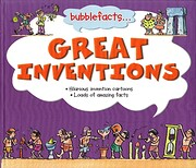 Bubblefacts...Great Inventions – tekijä:…
