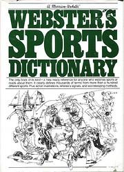 Webster's Sports Dictionary de…