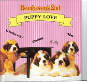 Beeth 2nd Puppy Love (Beethoven's 2nd)…