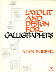 Layout and design for calligraphers de Alan…