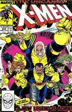 The Uncanny X-Men #254 - All-New,…