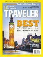 National Geographic Traveler Magazine 2011…