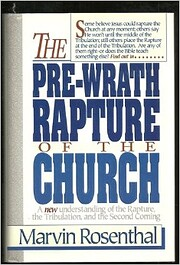 Prewrath Rapture of the Church av Marvin…